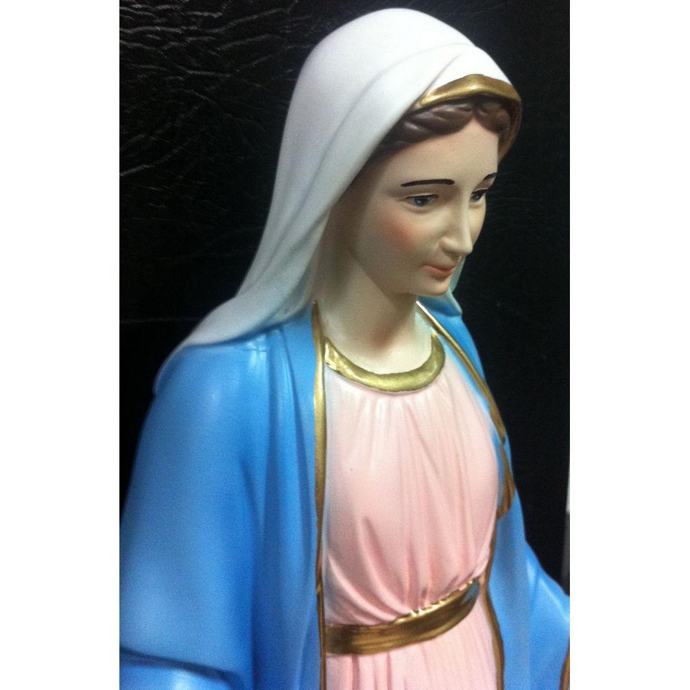 Madonna Miracolosa cm 40