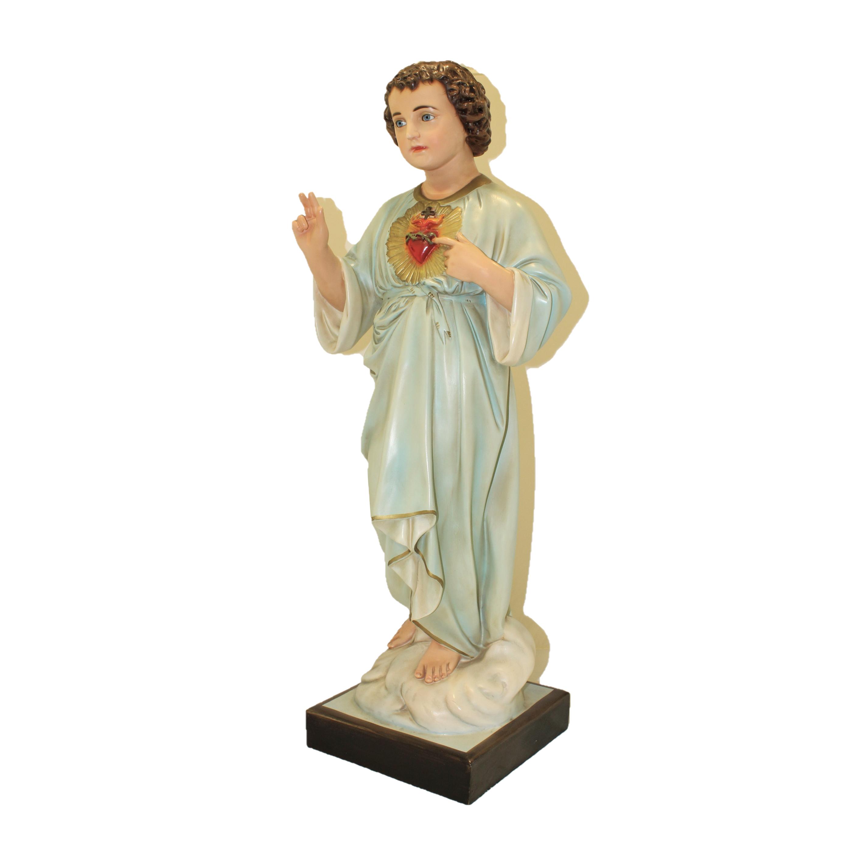 Statua della Santa Infanzia cm 80