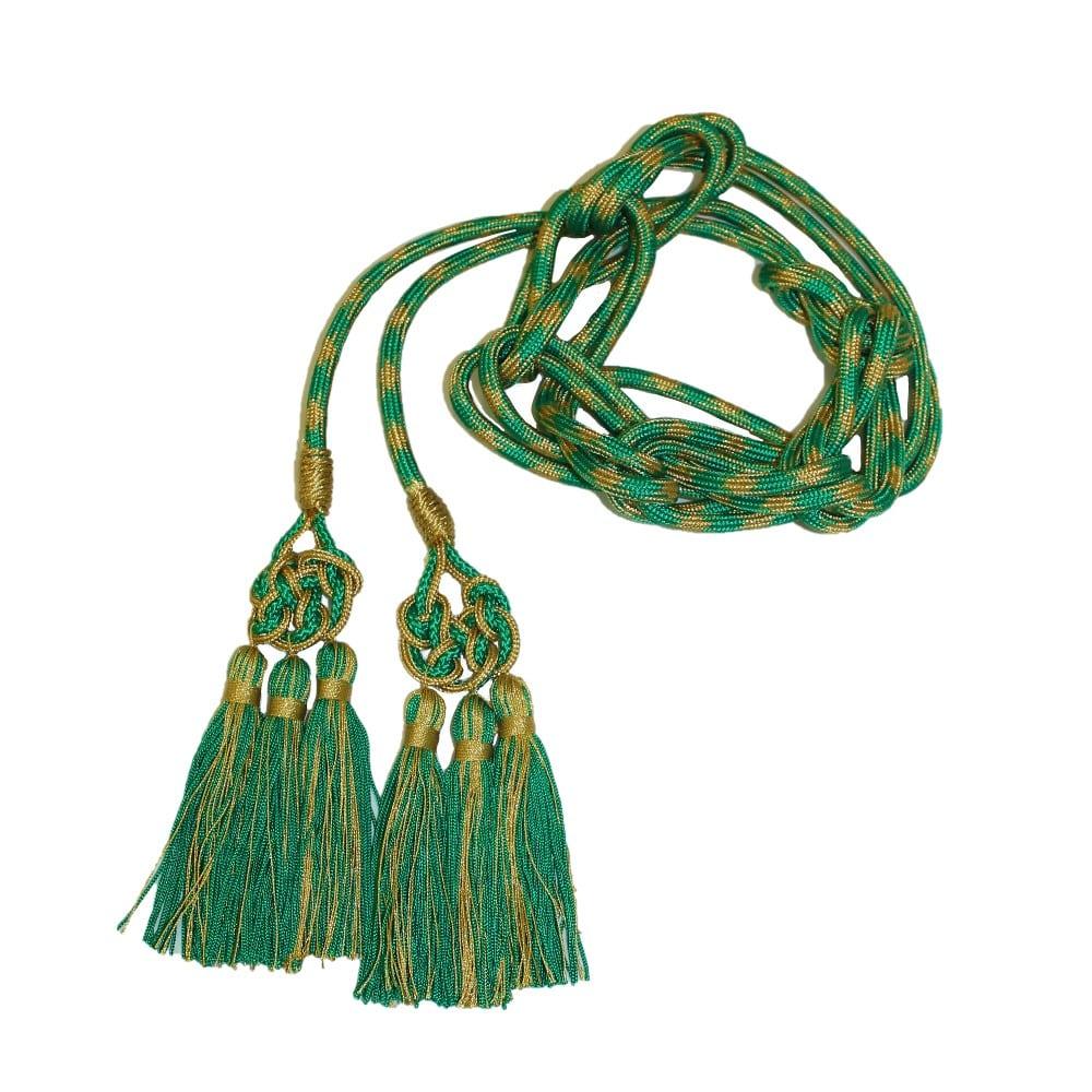 Cingolo verde e oro