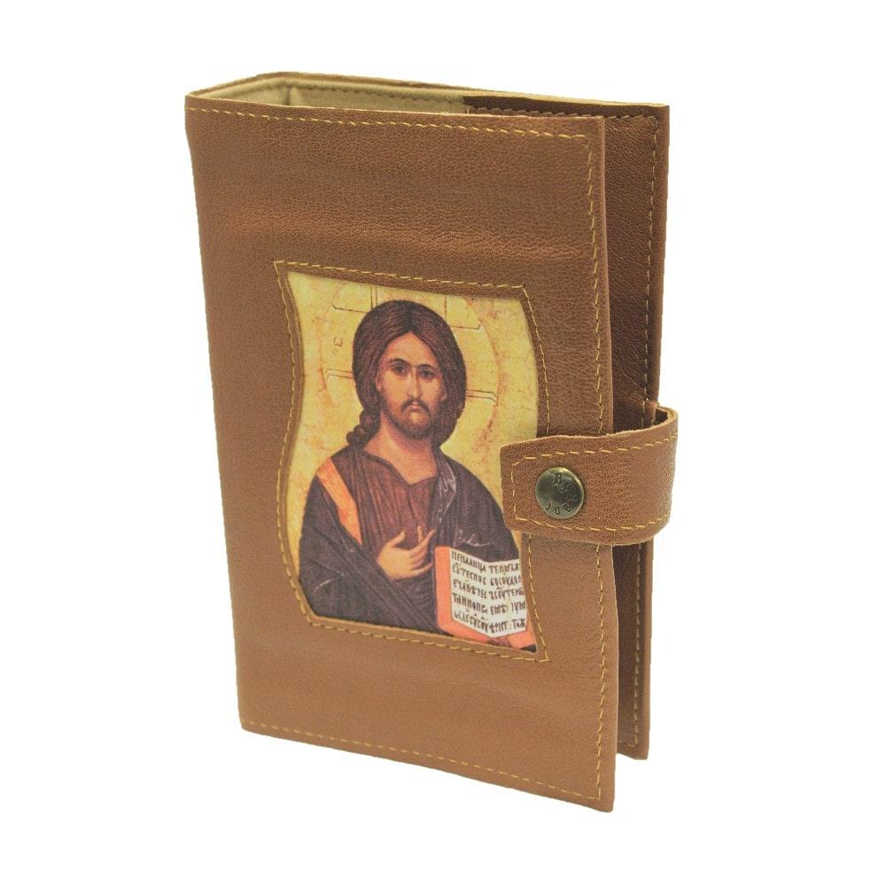Copriliturgia quattro volumi con Cristo Pantocreatore